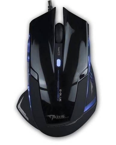 Myš  E-Blue Mazer R čierna