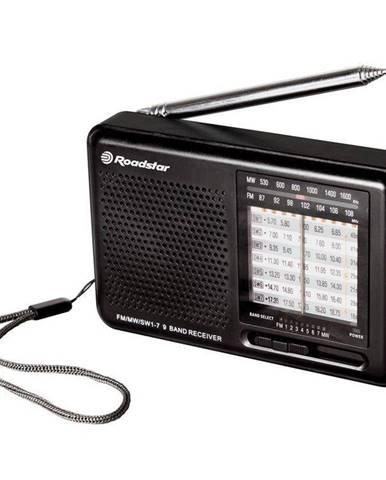 Rádioprijímač Roadstar TRA-2989 čierny
