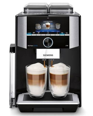 Espresso Siemens Ti9573x9rw nerez
