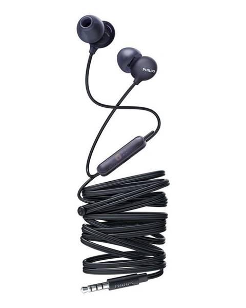 Philips Slúchadlá Philips SHE2405 čierna