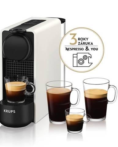 Espresso Krups Nespresso Essenza Plus XN510110 biele