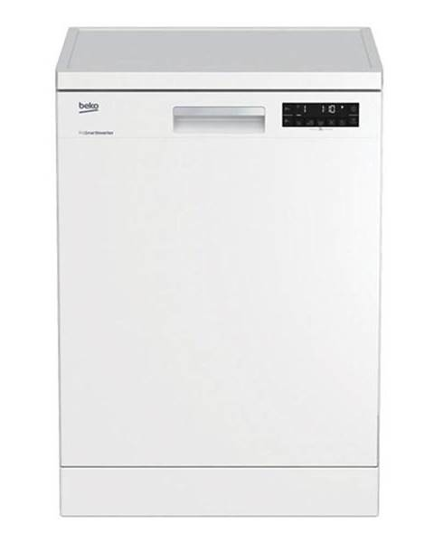 Beko Umývačka riadu Beko DFN 28422 W biela