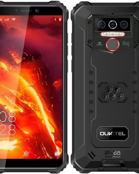 Oukitel Mobilný telefón Oukitel WP5 Pro čierny/červený