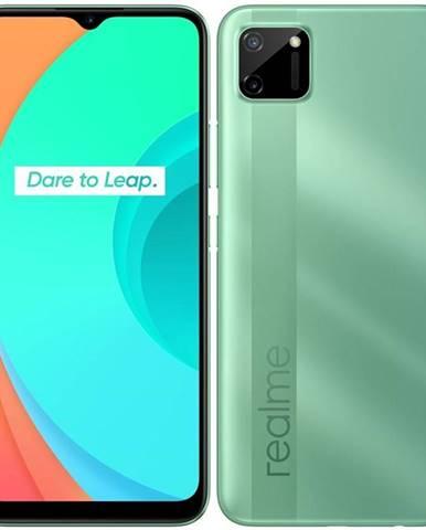 Mobilný telefón realme C11 zelený