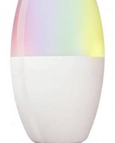 Inteligentná žiarovka Swisstone SH 320, E14, 350 lm, 4.5 W, WiFi,