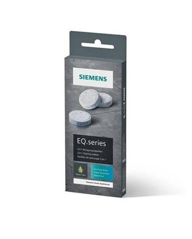 Čistiace tablety pre espressá Siemens TZ80001A