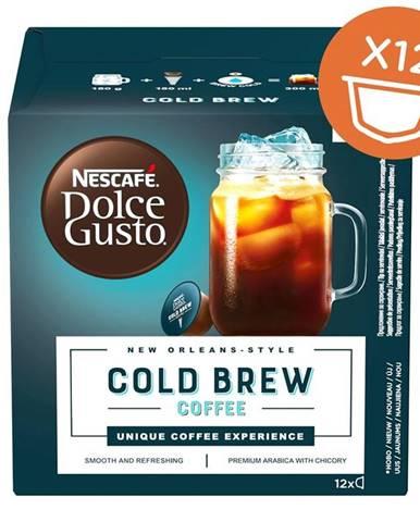 NescafÉ Dolce Gusto® Cold Brew kávové kapsle 12 ks