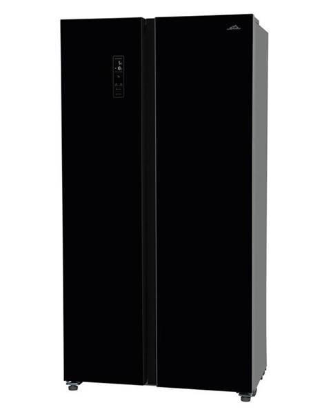 Eta Americká chladnička ETA Side-by-Side 138990020 čierna