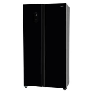 Americká chladnička ETA Side-by-Side 138990020 čierna