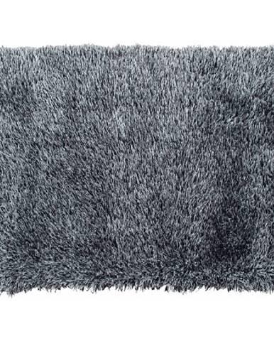 Koberec bielo-čierna 140x200 VILAN