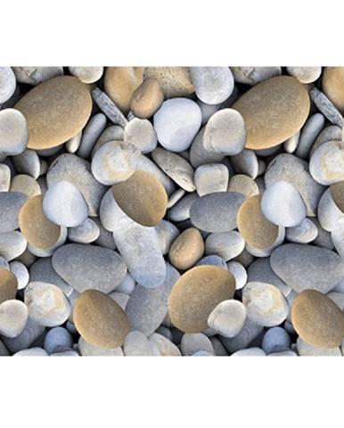 Koberec viacfarebný vzor kamene 120x180 BESS