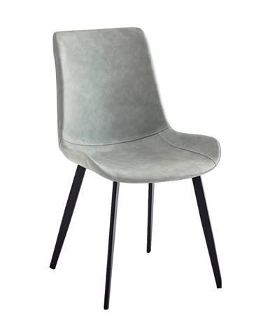 Jedálenská stolička sivá NIRO
