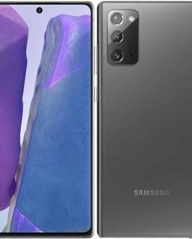 Mobilný telefón Samsung Galaxy Note20 sivý