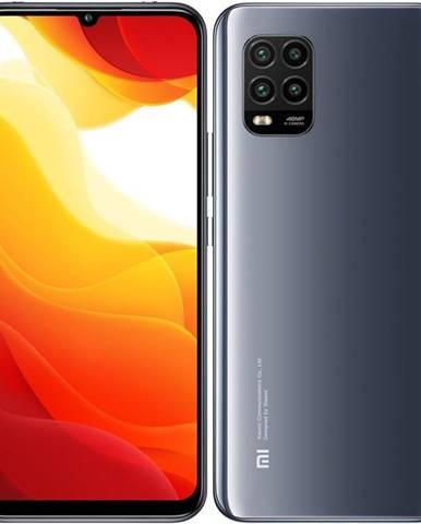 Mobilný telefón Xiaomi Mi 10 Lite 64 GB 5G sivý