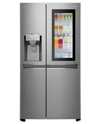 Americká chladnička LG Gsi961pzaz nerez