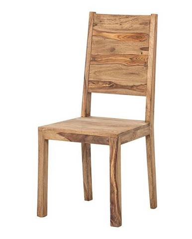 Jedálenská stolička YOGA palisander