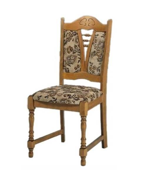 Sconto Jedálenská stolička MUNCHEN dub