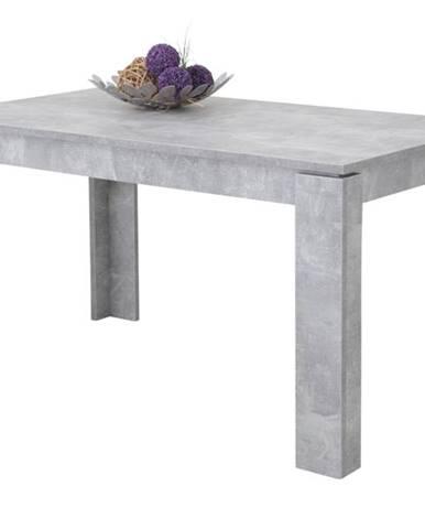 Jedálenský stôl ALEXA sivá