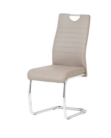 Jedálenská stolička BONNIE CAP cappuccino