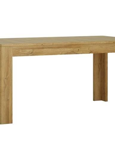 Stôl CORTINA dub tmavý grande