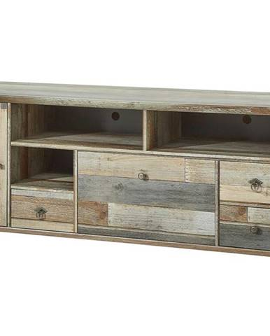 TV stolík BONANZA driftwood