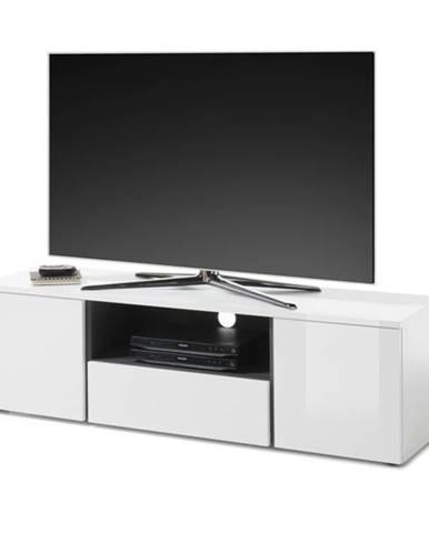 TV stolík PADUA LIGHT biela